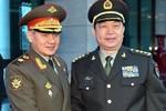 Lúc Nga đang cần Trung Quốc, Bắc Kinh cứng rắn hơn ở Biển Đông