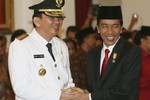 Lần đầu tiên Indonesia bổ nhiệm người gốc Hoa làm Thống đốc Jakarta