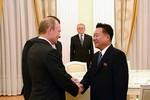 Tổng thống Nga Putin sẵn sàng tiếp ông Kim Jong-un