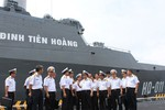 """Reuters: Hai tàu hải quân """"mạnh nhất Việt Nam"""" thăm Philippines"""