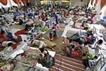 Nửa triệu dân Philippines sơ tán tránh bão sắp đổ bộ chiều nay