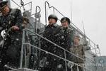 Kim Jong-un: 2015 ưu tiên phát triển lực lượng hải quân