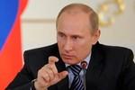 Điện Kremlin: Chưa từng bàn việc Trung Quốc viện trợ cho Nga