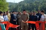 Campuchia khánh thành đập thủy điện do Trung Quốc tài trợ