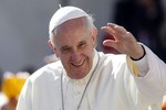 Giáo hoàng Francis lại gợi ý muốn thăm Trung Quốc