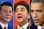 Obama mời Tập Cận Bình và Shinzo Abe thăm Mỹ năm nay
