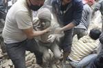 Động đất Nepal: Đã xác nhận gần 800 người thiệt mạng