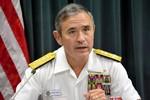 Đô đốc Harris: Trung Quốc không thể xây chủ quyền trên lâu đài cát!