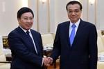 Thủ tướng Trung Quốc nói gì về Biển Đông và quan hệ Việt - Trung?