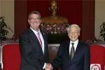 Tân Hoa Xã nói gì về chuyến thăm chính thức Hoa Kỳ của Tổng bí thư?