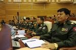 Để bom rơi sang Trung Quốc, Tham mưu trưởng Không quân Myanmar mất chức