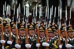Lãnh đạo EU không dự duyệt binh tránh cổ súy Trung Quốc bành trướng quân sự