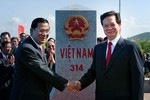 Campuchia đề nghị Liên Hợp Quốc cho trích lục bản đồ biên giới với Việt Nam