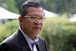 """Hun Sen """"hết kiên nhẫn"""" với CNRP chống phá biên giới Việt Nam - Campuchia"""