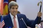 """Tân Hoa Xã: Ông John Kerry """"dọn đường"""" cho Tổng thống Obama thăm Việt Nam?"""