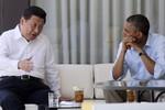 """Obama muốn chống """"xâm lược internet"""", Tập Cận Bình đòi bàn chuyện Đài Loan"""
