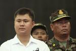 Con trai thứ của Hun Sen được bổ nhiệm Tổng cục trưởng Tình báo quân sự