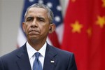 Obama đã hết kiên nhẫn với Bắc Kinh ở Trường Sa