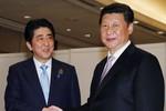 Trung Quốc lại muốn làm thân với Nhật Bản vì sợ bị cô lập ở Biển Đông
