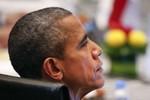 Lo Biển Đông sinh biến, Obama vội hiệu triệu quần hùng