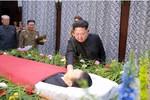 Nước mắt ông Kim Jong-un