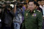 Tư lệnh các lực lượng vũ trang Myanmar tự gia hạn nắm quyền thêm 5 năm