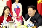 Đệ nhất phu nhân Triều Tiên tái xuất, mừng phóng tên lửa thành công
