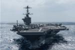 Mỹ điều động cụm tàu sân bay đến Biển Đông