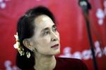 Bà Aung San Suu Kyi có thể làm Thủ tướng hoặc Ngoại trưởng