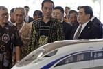 Đội vốn 0,4 tỉ USD, Trung Quốc được Indonesia cấp phép làm đường sắt