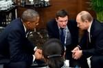 """Cờ tàn Syria: Obama nhẹ nhàng """"nẫng"""" thành quả chiến dịch không kích của Nga"""
