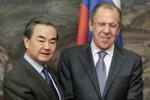 Ông Lavrov nhắc lại: Nước ngoài không nên can thiệp vào Biển Đông