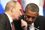 "Obama ""rửa mặt"" cho Putin"