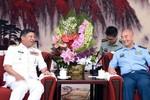 Trung Quốc tăng cường hợp tác quân sự sau khi Mỹ dỡ cấm vận vũ khí với Việt Nam