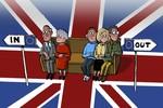 EU nín thở trước giờ G, người Anh kiểu gì cũng hưởng lợi