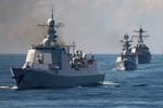 """Trung Quốc dồn các chiến hạm """"át chủ bài"""" về Biển Đông trước phán quyết PCA"""