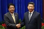 """""""Đòn âm"""" nguy hiểm của Trung Quốc với Thủ tướng Nhật Bản Shinzo Abe"""
