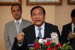 Ngoại trưởng Campuchia: Đang tích cực dàn xếp chuyện Biển Đông sau hậu trường