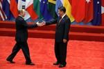 """G-20: Putin không muốn """"bên thứ 3"""" can thiệp vào Biển Đông"""