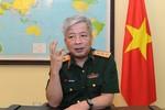 Giao lưu hợp tác quốc phòng Việt - Mỹ, Việt - Trung đều đang phát triển tốt đẹp