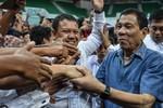 """""""Ông Rodrigo Duterte đã giáng một đòn mạnh vào uy tín của Mỹ"""""""