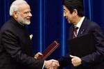 Nhật Bản - Ấn Độ hợp tác chặt chẽ cùng nhau trên Biển Đông