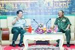 Trung Quốc và Campuchia tăng cường hợp tác quân sự