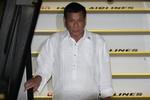 Ông Duterte thăm Campuchia, sẽ bàn chuyện Biển Đông với Thủ tướng Hun Sen