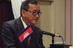 """Sam Rainsy lộ dã tâm """"nghiền nát"""" những ai ủng hộ CPP?"""
