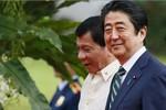 Nhật cam kết 8,7 tỉ USD viện trợ, đầu tư sang Philippines