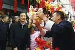Sự xuất hiện của cựu Chủ tịch Hồ Cẩm Đào và Đại hội 19