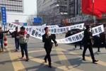 Trung Quốc dùng đám đông phục vụ mục đích ngoại giao có thể phản tác dụng