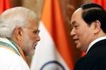 """""""Ấn Độ nên giải quyết mối quan ngại của Việt Nam trên Biển Đông"""""""
