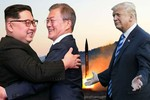 Tổng thống Hàn Quốc đã trao cho ông Kim Jong-un kế hoạch hội nhập kinh tế 2 miền